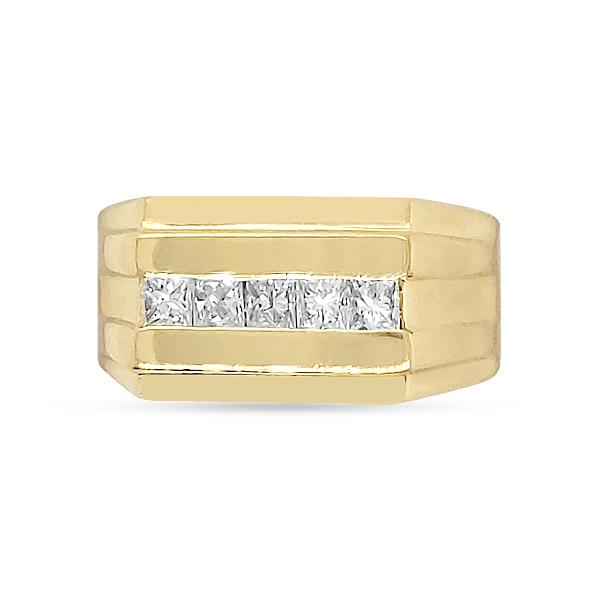 STUNNING DIAMOND RING  MEN'S / UNISEX
